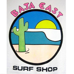 Baja East Surf Shop NJ