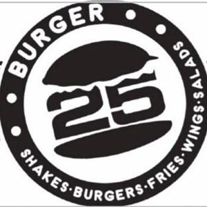 Burger 25 NJ