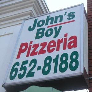 Johns Boy Pizza NJ